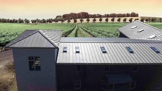 Bonderized-Standing-Seam-Wedge-Roofing