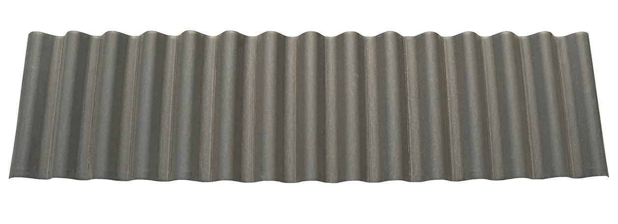 78 corrugated bonderized panel sample