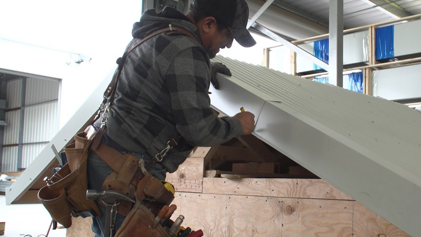 Western States Metal Roofing - Gable Trim How-To Installation