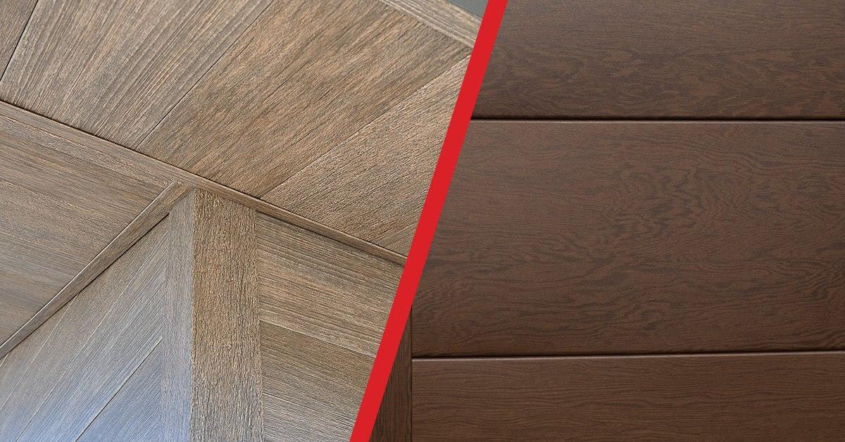 distressed-wood-vs-walnut-wood-wall-panels