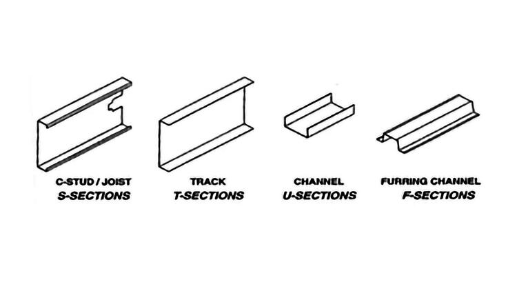 C-T-U-F-sections-joist-channel