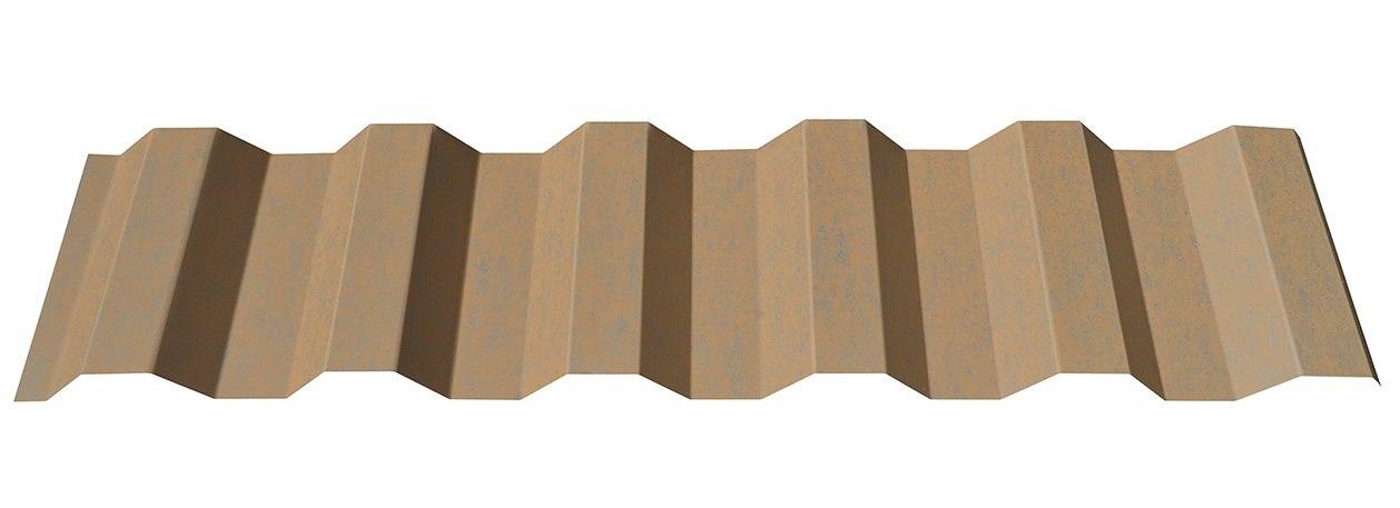 western-rib-speckled-galvanized-rust-panel-profile