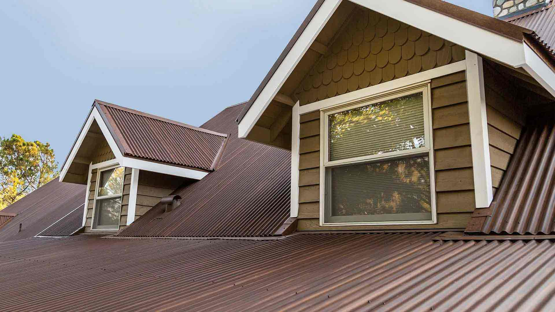 streaked-rust-corrugated-roofing