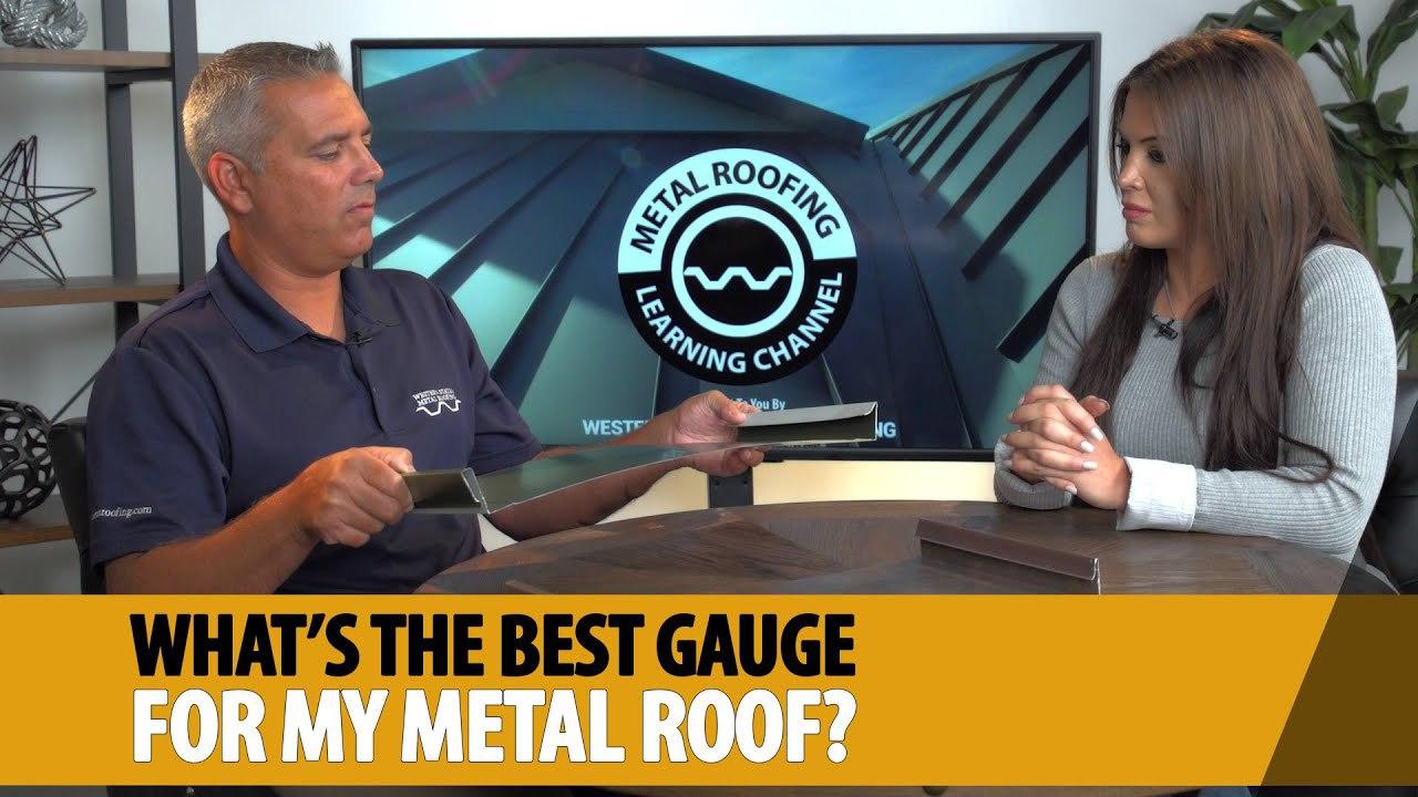 best-metal-roofing-gauge