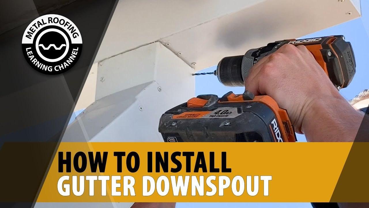 downspout-gutter-install-video