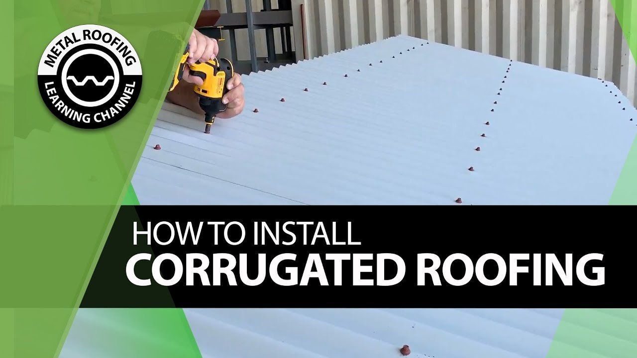how-to-install-corrugated-metal-roofing