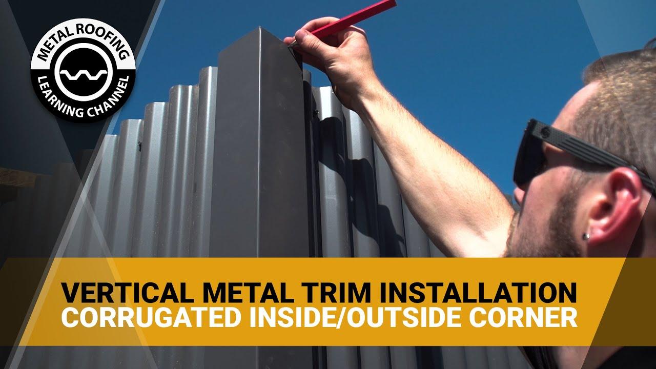 vertical-metal-trim-installation