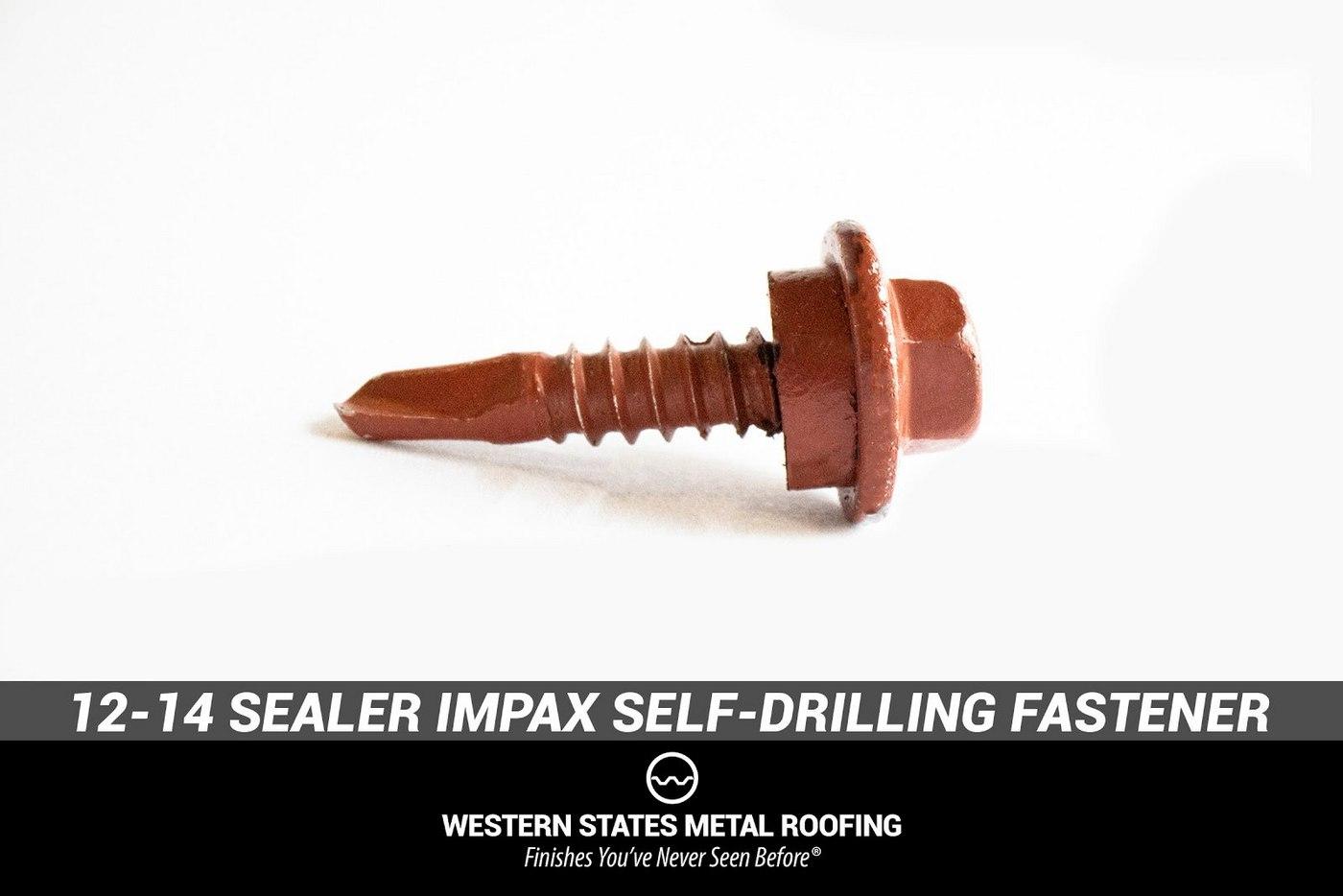 12-14 Sealer Impax Self-Drilling Fastener