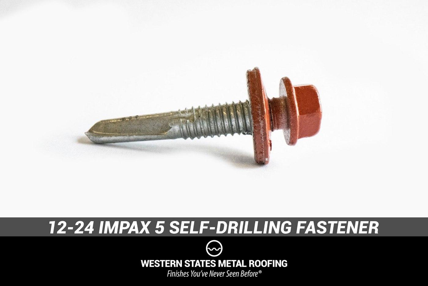 12-24 Impax 5 Self-Drilling Fastener