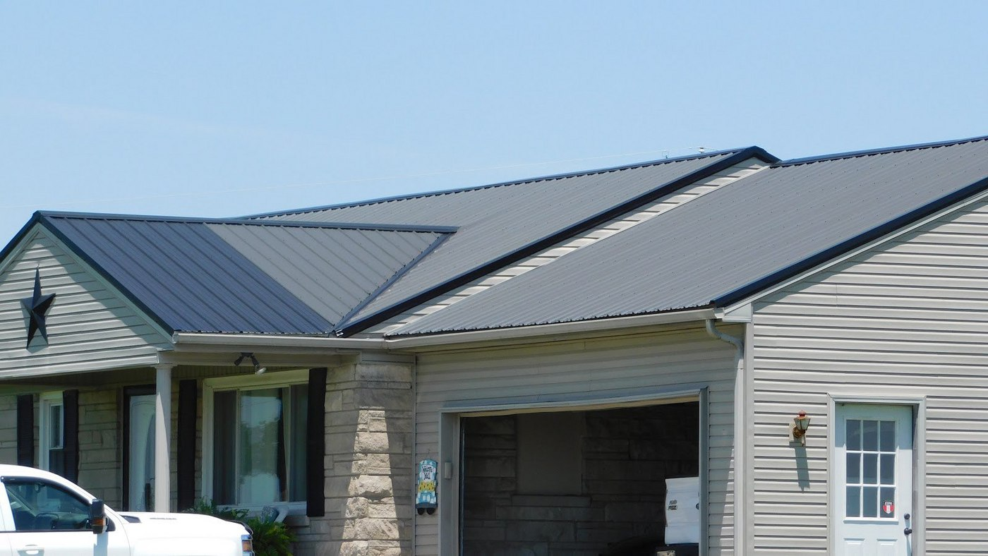 Do Metal Roofs Fade Over Time?
