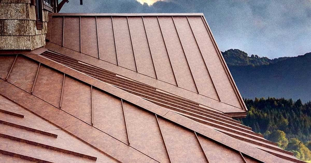 5 Types Of Metal Roofing Materials: Pros, Cons & Cost