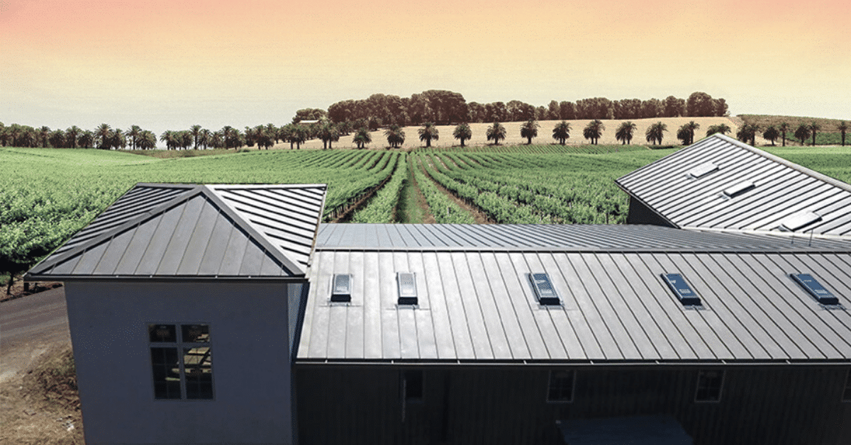 Metal Roofing Advantages