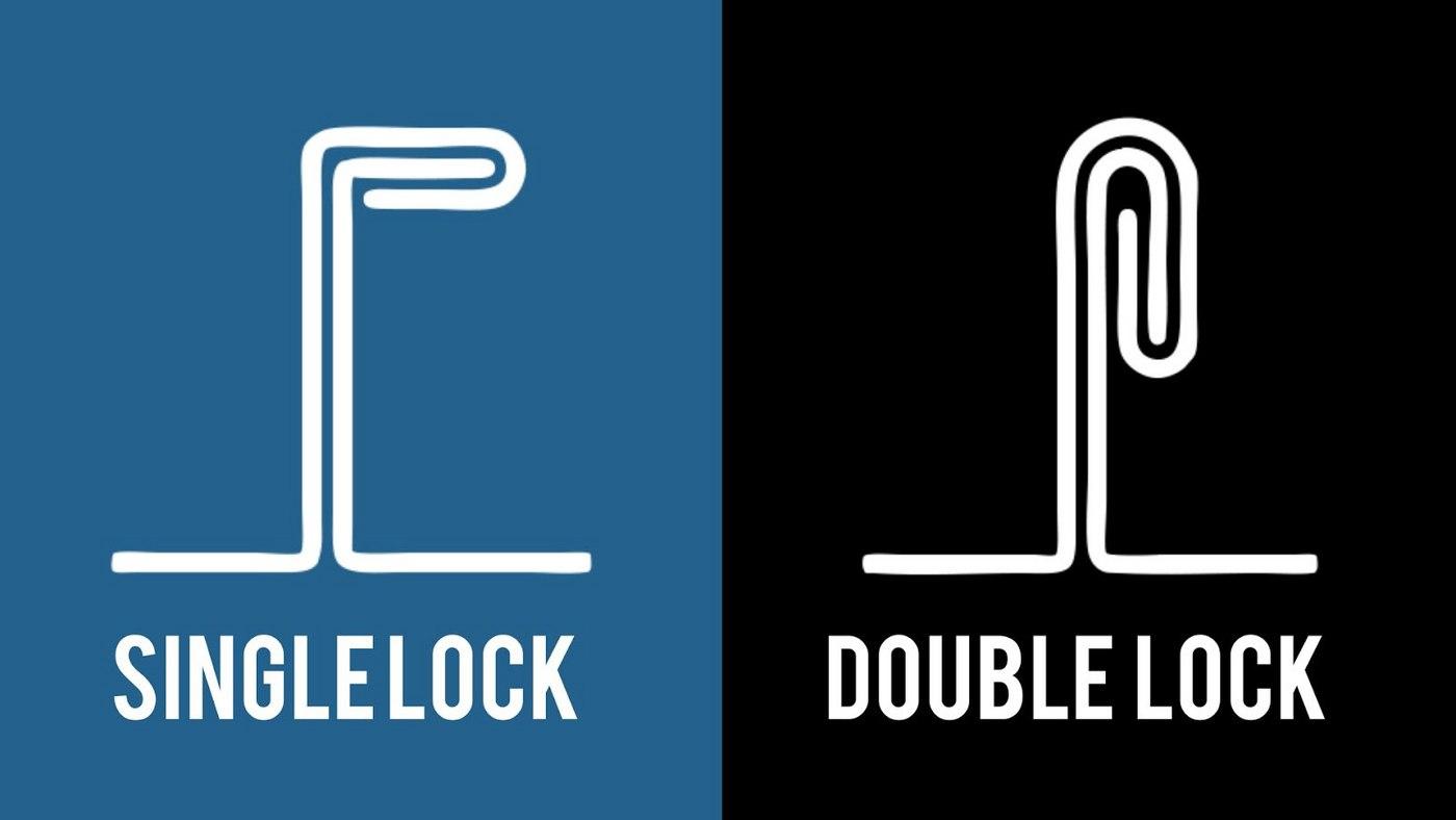 Single Lock v. Double Lock Mechanically Seamed