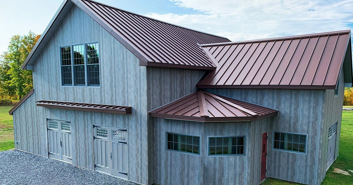 Types Of Standing Seam Metal Roofing: Pros And Cons + Cost