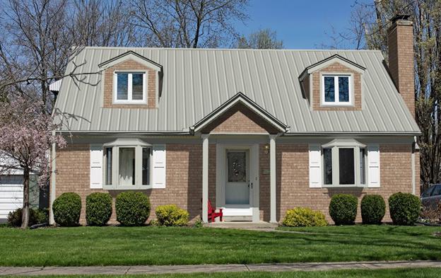 ash-gray-metal-roofing