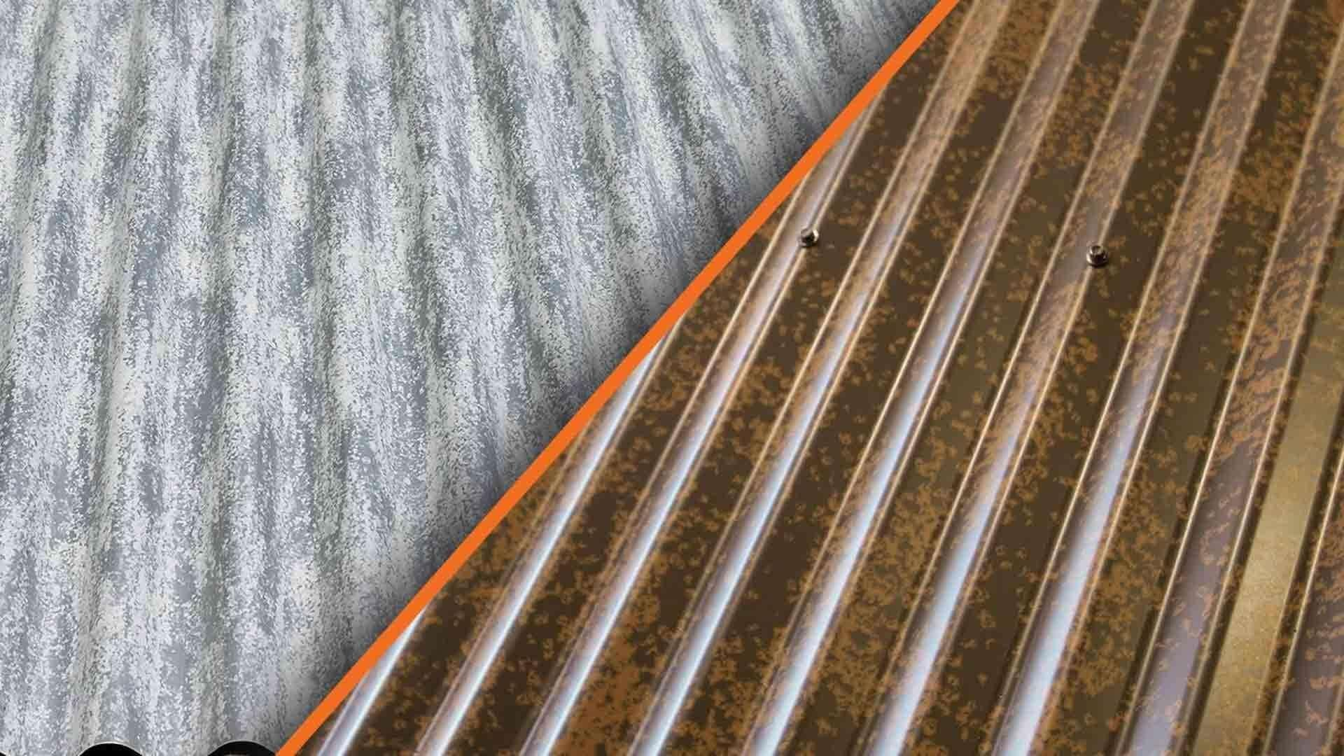 """Types Of Corrugated Metal Roofing: ⅞"""" Corrugated vs ½"""" Corrugated"""