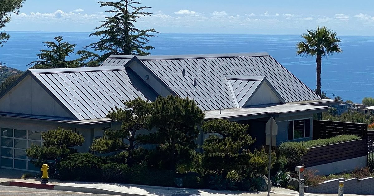 Metal Roofing In Coastal Areas: Best Materials To Use Near The Ocean