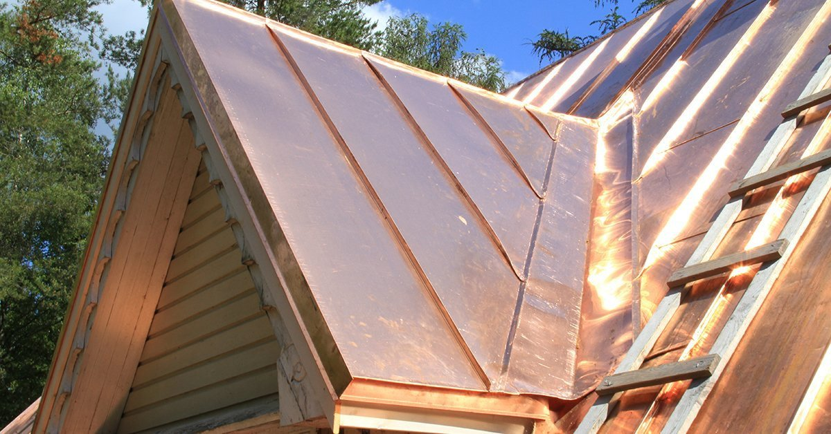 Copper Roofing: Cost, Benefits, And Alternatives