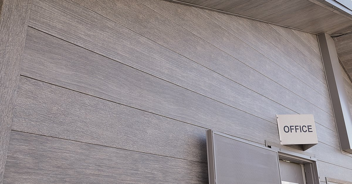 How To Get A Wood Siding Look With Metal: T-8 Plankwall®