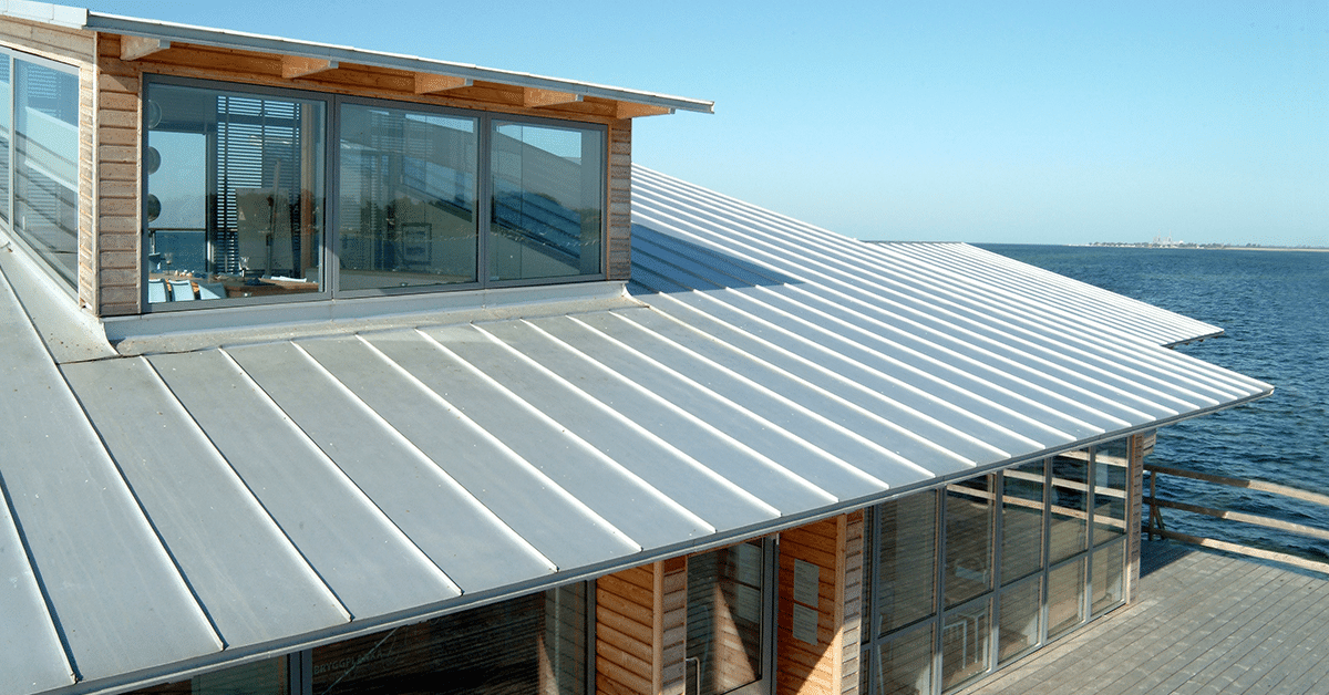 What Is a Zinc Roof? Pros, Cons, And Alternatives.